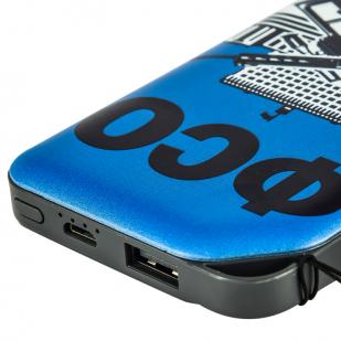 Компактная батарея Power Bank в дизайне ФСО