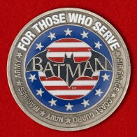 Batman Challenge Coin