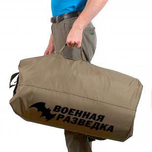 Вместительный баул-рюкзак Военного разведчика по лучшей цене