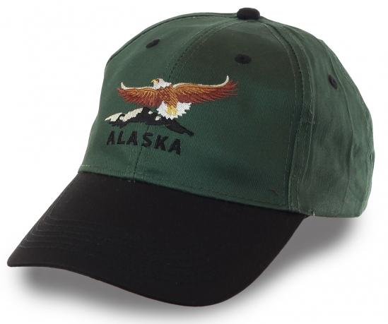 Бейсболка Alaska – сочетается с любым стилем: джинсовый, спортивный, повседневный. Идеальный вариант для утилитарных задач – рыбалка, охота, страйкбол