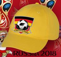 Бейсболка футбольной сборной Германии.