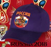 Бейсболка фаната сборной России по футболу