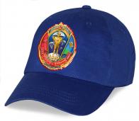Синяя бейсболка к 100-летию РВВДКУ