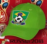 Бейсболка бразильской сборной по футболу
