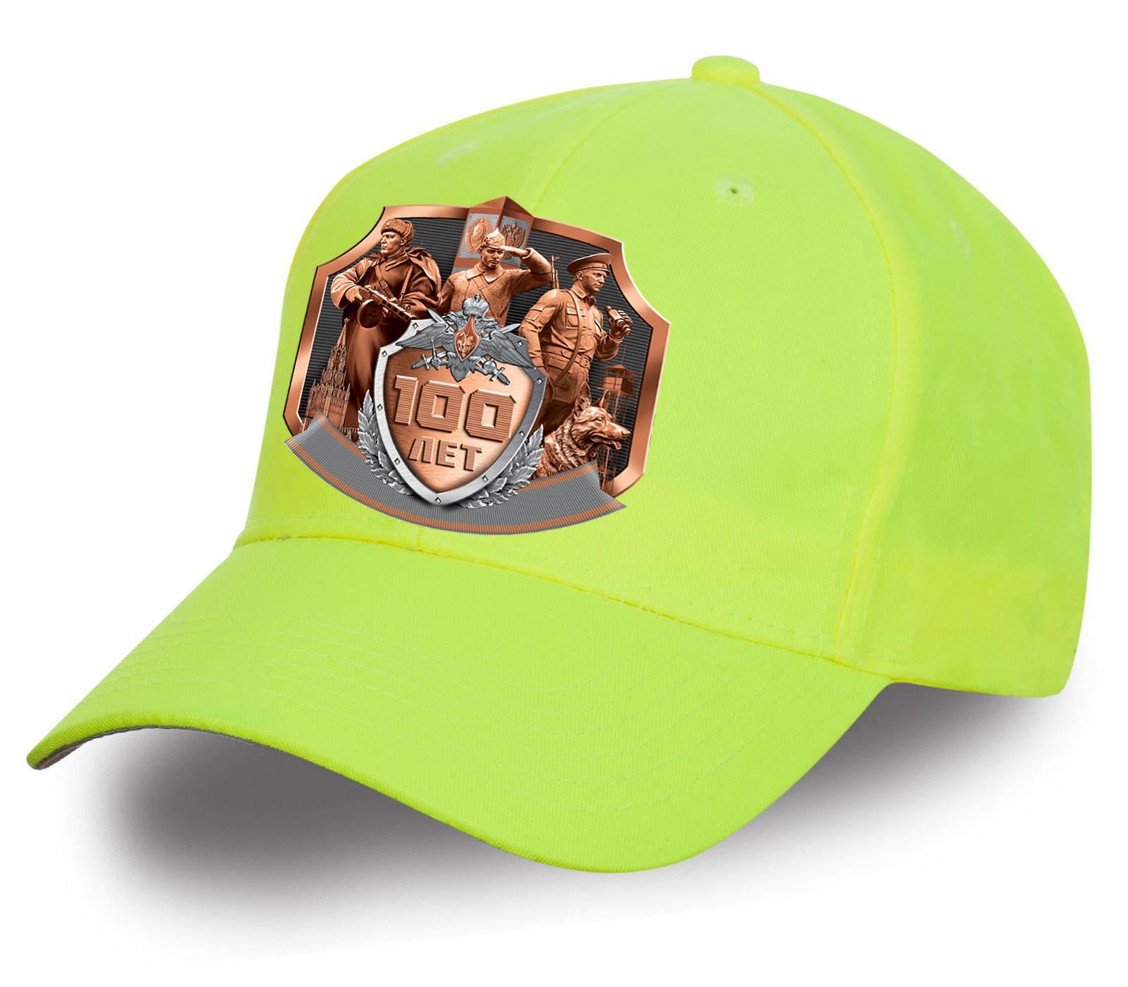 ОСТОРОЖНО! Бомбическая бейсболка к Юбилею Пограничных войск. Начинай готовиться к празднику сейчас: чем ближе 28 мая, тем меньше остаётся крутых кепок