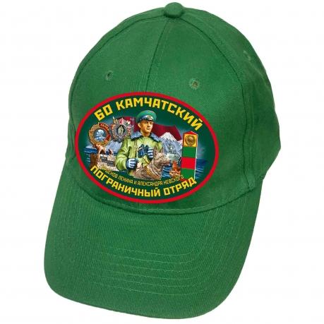 Бейсболка 60 Камчатского пограничного отряда