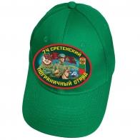 Бейсболка 74 Сретенский пограничный отряд