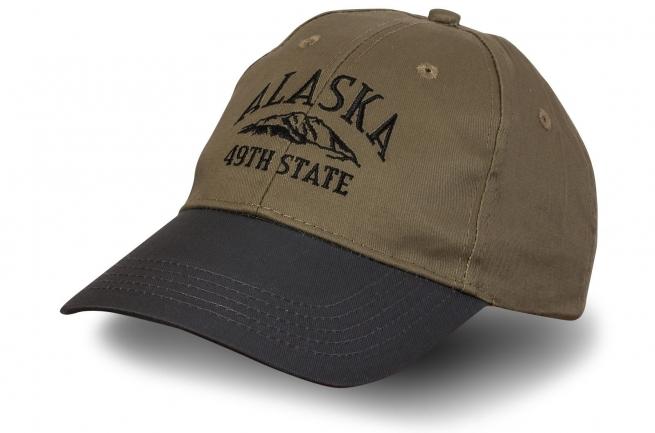 Бейсболка Alaska 49th State - купить с доставкой