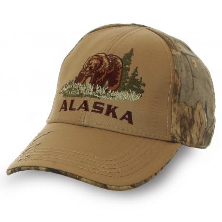 Бейсболка Alaska, мечта путешественника