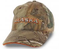 Бейсболка Alaska с камуфляжным паттерном Realtree Hardwoods