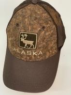 Бейсболка Alaska с вышитым северным оленем