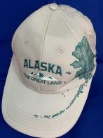 Бейсболка Alaska защитного цвета