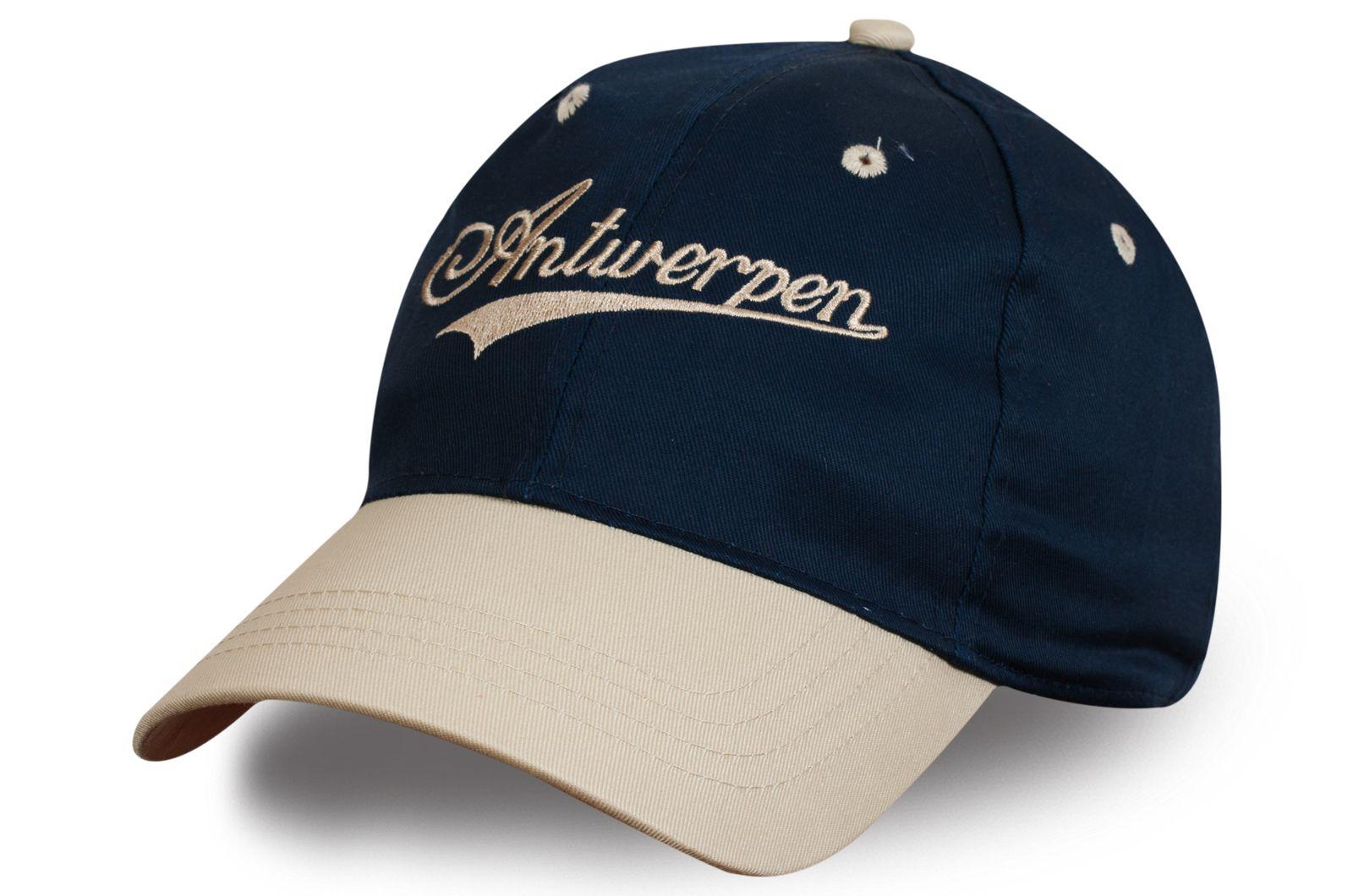 Бейсболка Antwerpen | Купить брендовую бейсболку по лучшей цене