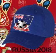 Бейсболка футбольной команды Австралии