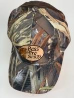 Бейсболка Bass Pro Shops из камуфляжной ткани