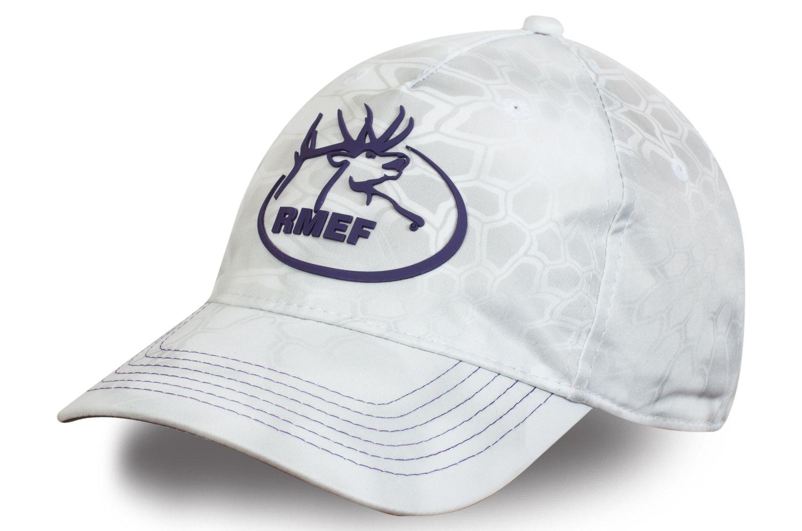 Бейсболка белый Kryptek | Купить бейсболку с логотипом