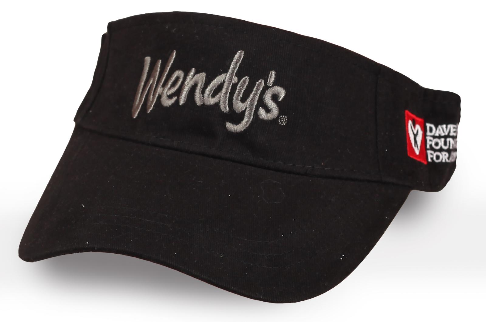 Бейсболка без верха Wendy's - купить в интернет-магазине с доставкой