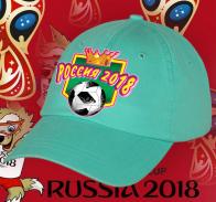 """Бейсболка болельщика """"Россия""""."""