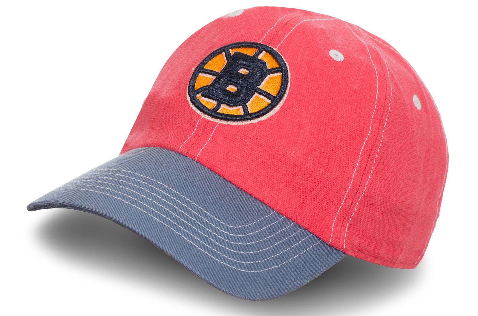 Бейсболка Boston Bruins | Купить клубные бейсболки