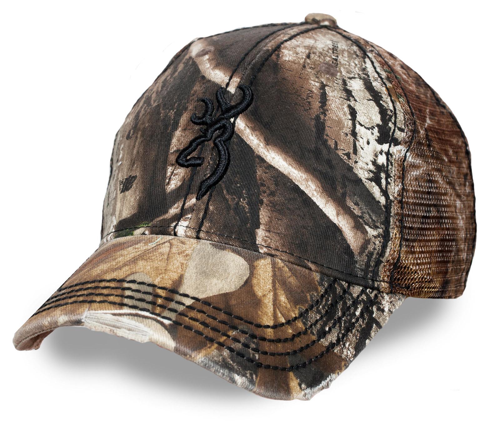 Охотничья сетчатая кепка – единый размер