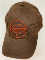 Бейсболка Browning с вышивкой оранжевой нитью