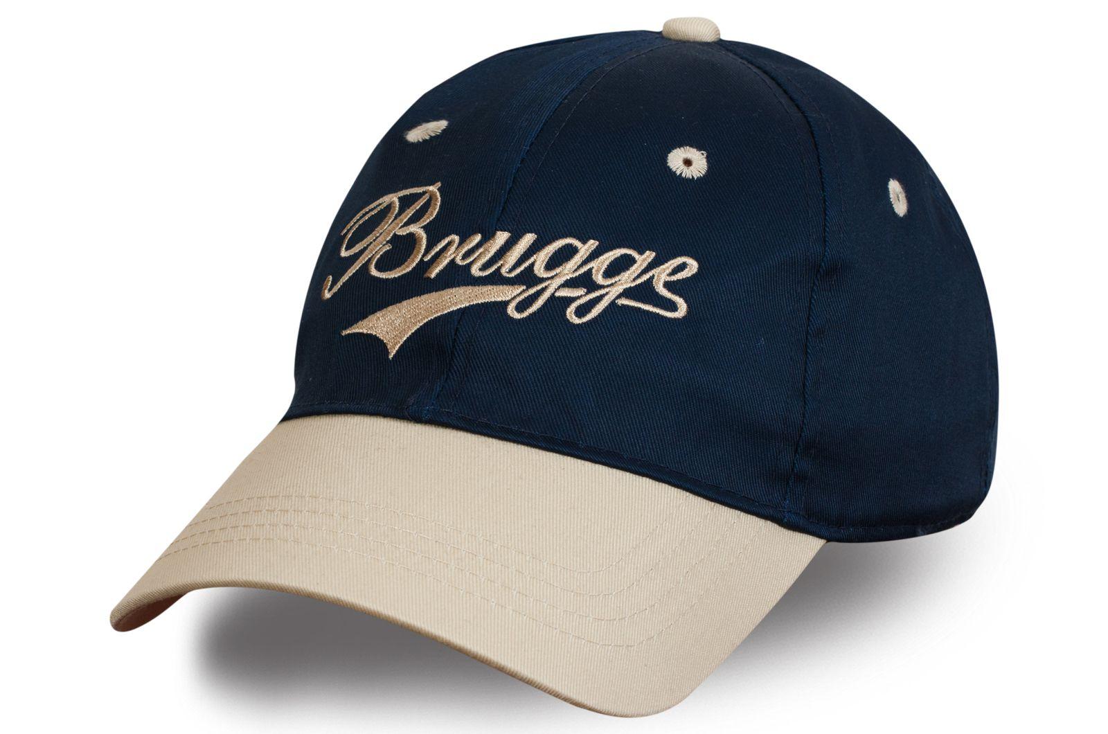 Бейсболка Bruggs | Купить классическую бейсболку