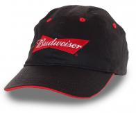 Наконец-то в наличии! Брендовая бейсболка Budweiser. Приятель, любовь к пиву взаимна! Пополни свою коллекцию кепкой с легендарным логотипом!
