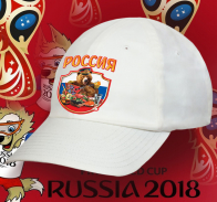 Национальный эксклюзив! Бейсболка с русским медведем