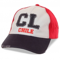 Бейсболка Chile – основа современной мужской моды за деньги, с которыми легко расстаться. Твой стрит-стайл за 399 рублей
