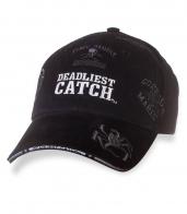 Крутая молодежная бейсболка Deadliest Catch.