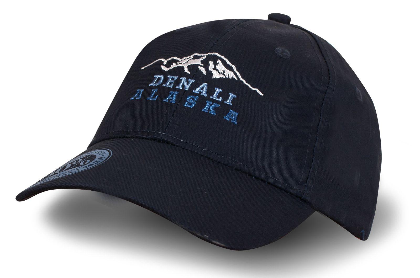Бейсболка Denali Alaska