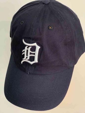 Бейсболка для болельщиков команды Detroit Tigers