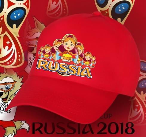 Правильная бейсболка для правильных фанатов России!