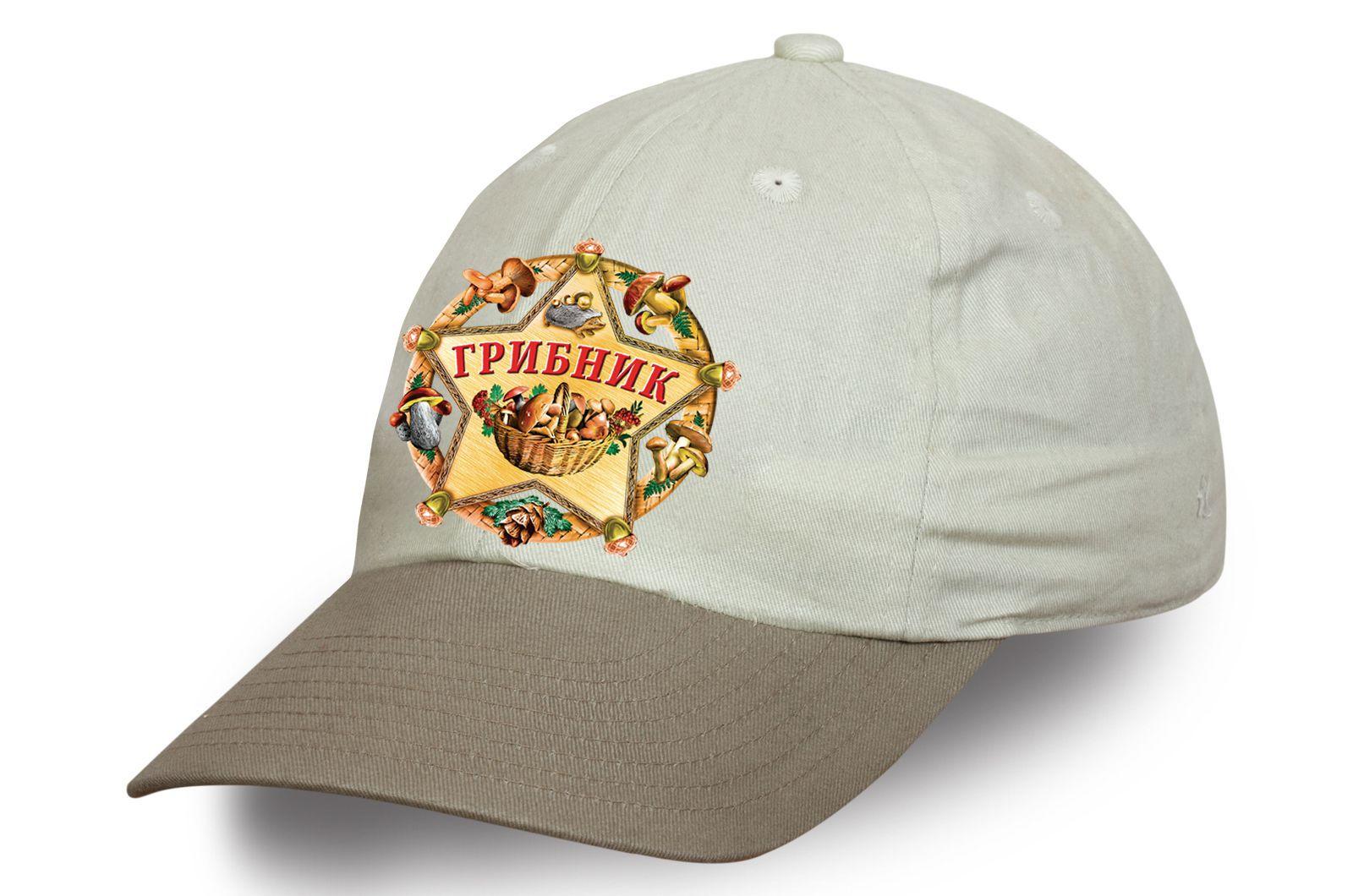 Бейсболка для грибного сезона - купить по лучшей цене