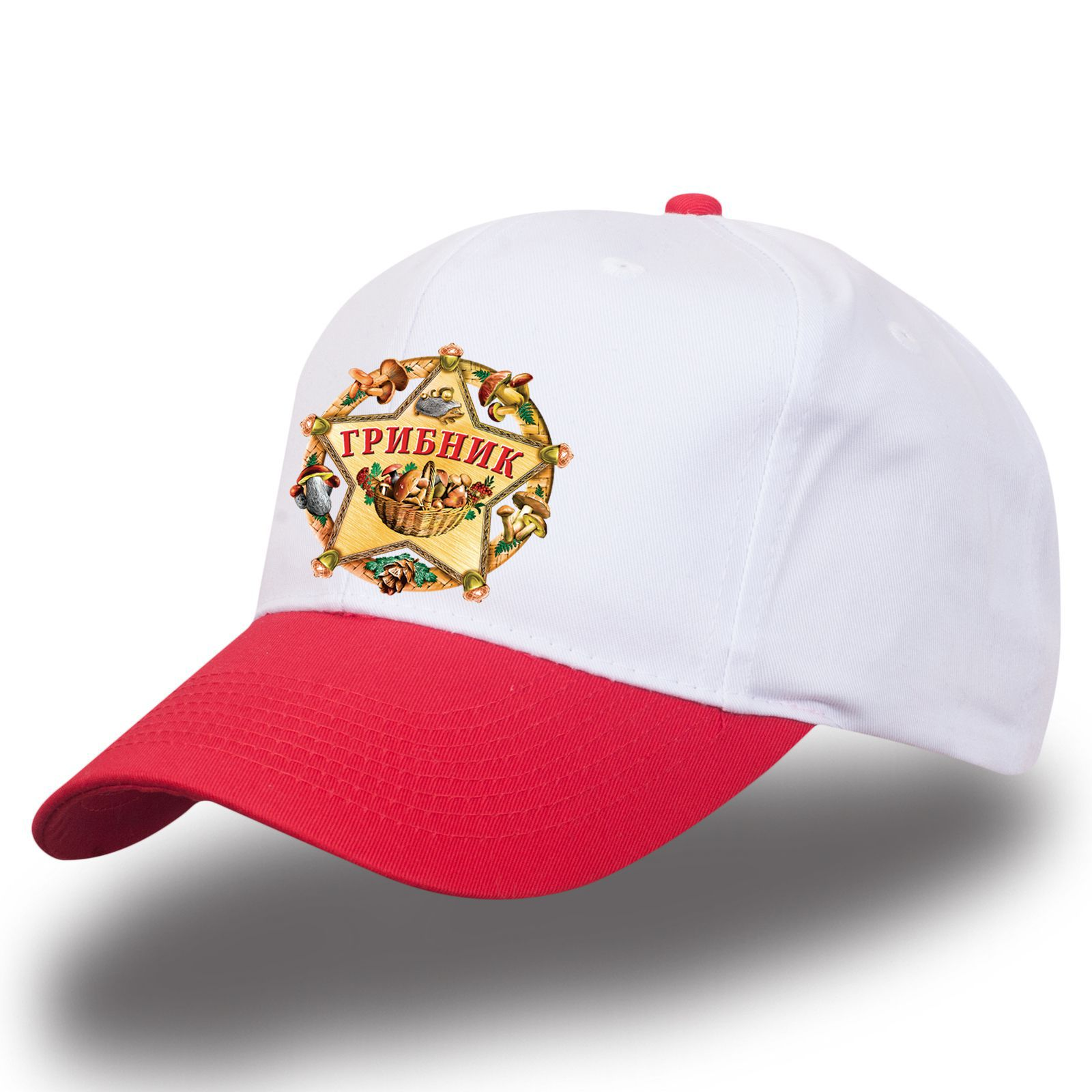 Бейсболка для сбора грибов - купить недорого с доставкой