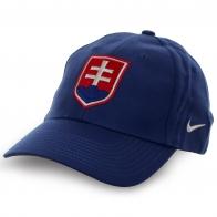 Оригинальная бейсболка с гербом Словакии