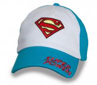 Бейсболка для Супермена