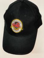 Бейсболка Dragon Stout черного цвета