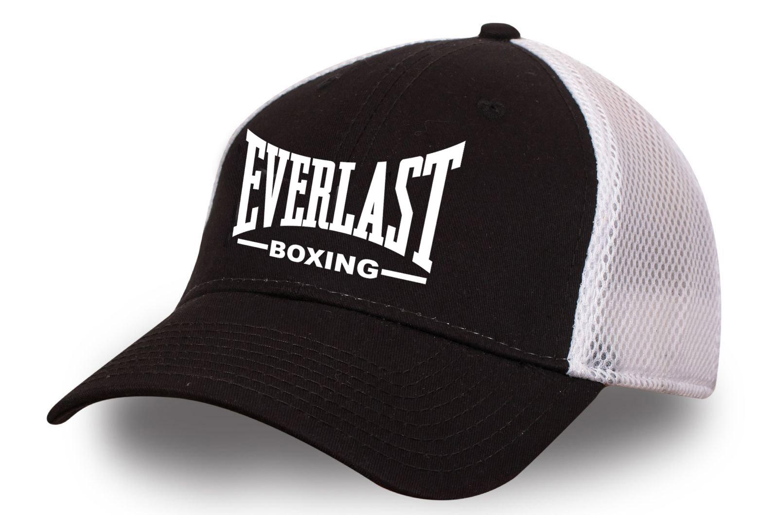 Бейсболка Everlast - заказать оптом