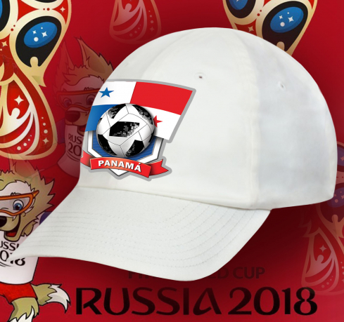 Прокачанная футбольная бейсболка фаната Панамы