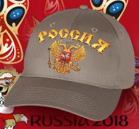 Бейсболка фаната России