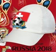 Бейсболка фанатам Швейцарской сборной.