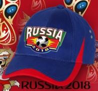 Бейсболка фанатская RUSSIA