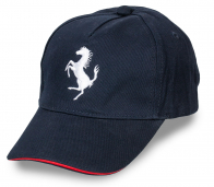 Мужская бейсболка Ferrari