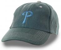 Бейсболка профессионального бейсбольного клуба Филлис – Philadelphia Phillies (MLB). Модный в этом сезоне цвет. Спорт – это не только футбол!