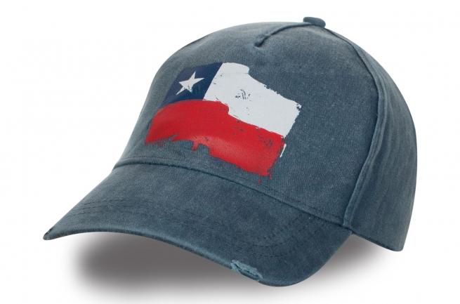 "Бейсболка ""Флаг Чили"""