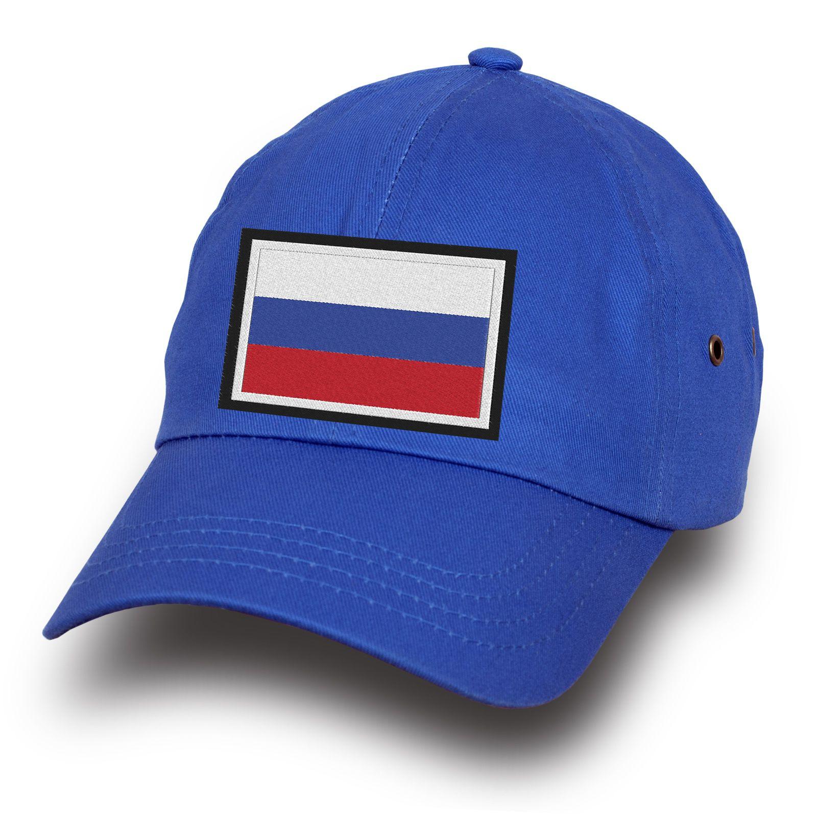 """Бейсболка """"Флаг России"""" - купить по лучшей цене"""