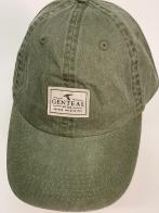 Бейсболка Genteal цвета хаки олива