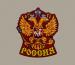 Бейсболка гербовая Россия с вышивкой.