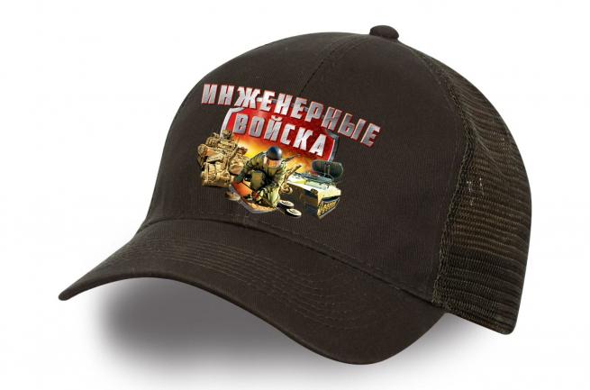 """Бейсболка хаки """"Российские сапёры"""" - купить по лучшей цене"""